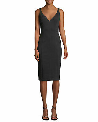 NWT - Elie Tahari Reanna Sheath Dress - 12 - Stunning