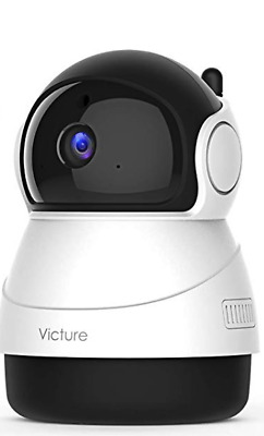 Two Cameras -Victure PC530 Indoor Wireless 1080p FHD Camera with Night Vision -