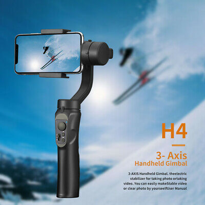 Handheld Mobile Phone 3-Axis Gimbal Stabilizer for Smart Phone Action Camera