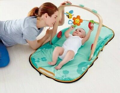 Hape Portable Baby Gym. New In Box.
