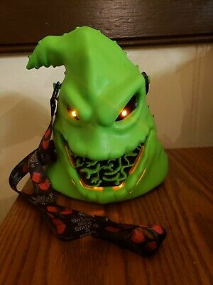 Mickey's Not So Scary Halloween Party  Oogie Boogie Light-Up Popcorn Bucket 2019