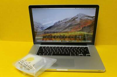 "Apple 15"" Macbook Pro Retina / Osx-2019 / 8Gb Ram / 1Tb Ssd / 3 Year Warranty"