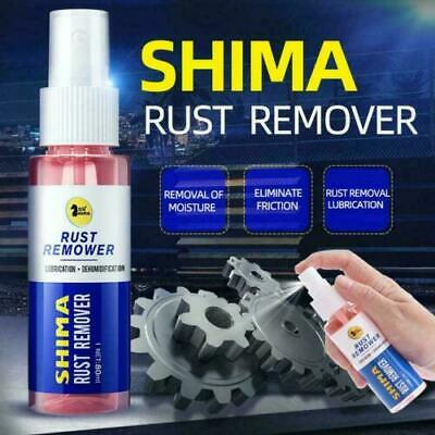 80ML Rust Inhibitor Rust Remover Derusting Spray Car Maintenance Cleaning Kit AU