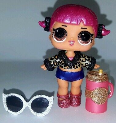 LOL Surprise Doll Glam Glitter Series CHERRY Baby Big Sis Sister