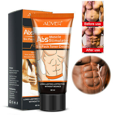 Fitness Powerful Muscle Cream Anti Cellulite Fat Burning Weight Loss Sport Cream