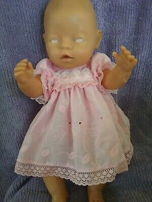 Handmade Clothes For 17inch Zaph baby born doll