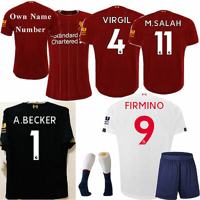 2019/20 Soccer Kits Kids/Adults Football Suits Jersey Strip Sports Outfits+Socks