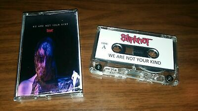 Slipknot We Are Not Your Kind cassette no CD vinyl promo Stone Sour