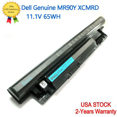 65WH NEW Genuine Battery for Dell Inspiron 3421 15-3521 5521 3721 MR90Y XCMRD