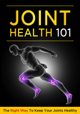 Joint Health 101 Ebook with Full Master Resell Rights   MRR   PDF   Ebooks