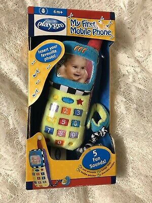 Playgro - My first mobile phone - New