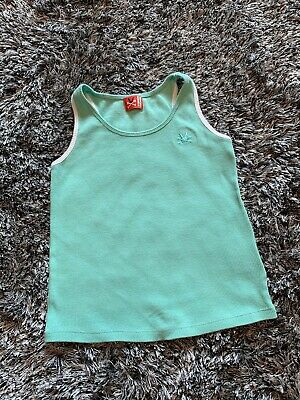 Immaculate - No Added Sugar Vest Top - Mint Green - 5 - 6 Years