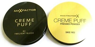 Max Factor Creme Puff Pressed Powder Compact 21g  -  Select Your Shade
