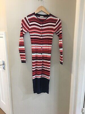 Girls NEXT jumper Dress/long Cardigan, Age 11 Years,lovely Condition