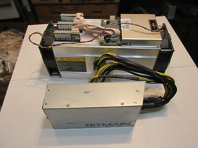 Antminer S9 13.5T with APW3++ PSU (Bitmain) from Canada