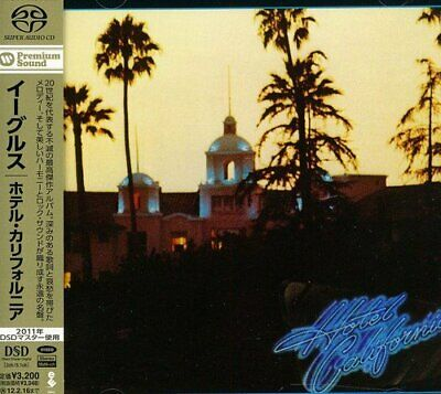 Hotel California (SACD / CD hybrid board)