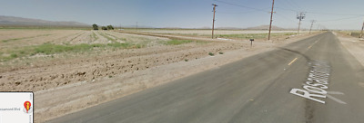 2.51 acres vacant land in Rosamond, CA (Cash or Owner Financing with $499 down)