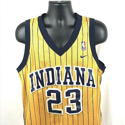 more photos 88f79 9999d RON ARTEST INDIANA Pacers Nike Jersey - NBA Basketball - Metta World Peace