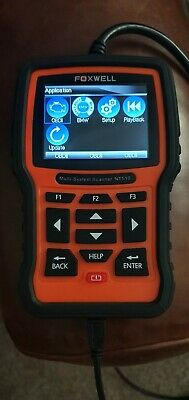 FOXWELL NT520 PRO for BMW MINI DIAGNOSTIC SCANNER TOOL ABS