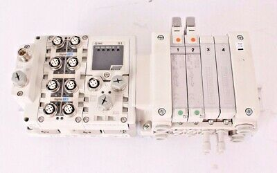 SMC Pneumatic Assembly :  EX600 SP1N , EX600 DXPD , ED2,......NEW