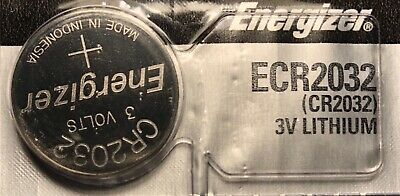 *NEW*  Energizer CR2032 (CR2032) 3V Lithium    FREE SHIPPING