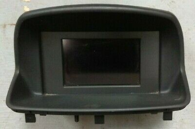 Vauxhall Corsa 1.3CTDI 2012 Genuine Digital Display 13381204