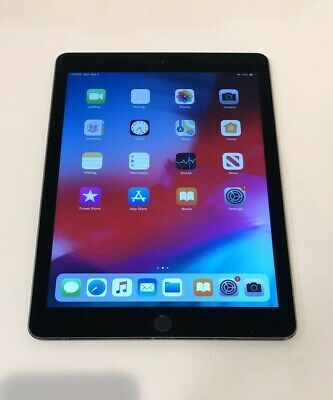 Apple iPad Air 2 16GB, Wi-Fi, 9.7in - Space Gray - Good Condition