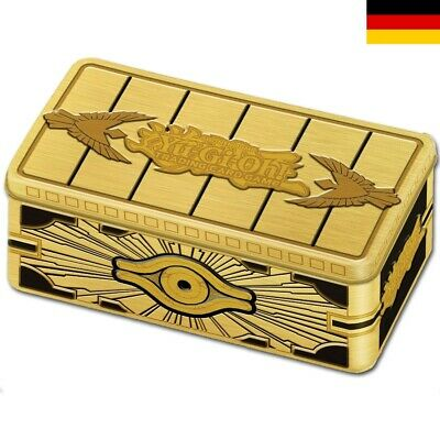 Yu-Gi-Oh ! 2019 Gold Sarcophagus Mega-Tin - Deutsch