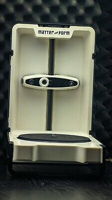 Matter and Form MFS1V1 3D Scanner. Perfect Condition.
