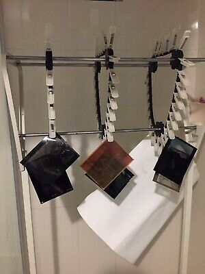 Print and film processing drying rack