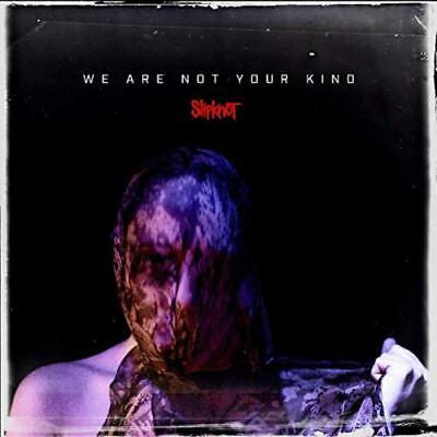Slipknot WE ARE NOT YOUR KIND With Bonus Track 2019 CD Japan