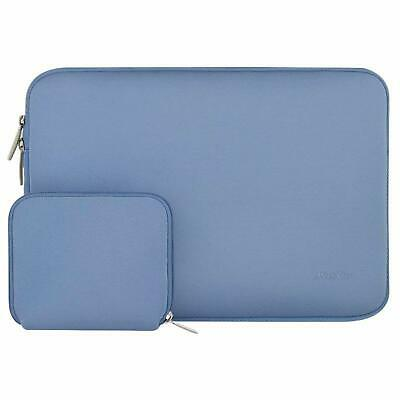 Case for 1515.6 Inch MacBook Notebook Computer with Small Case Serenity Blue