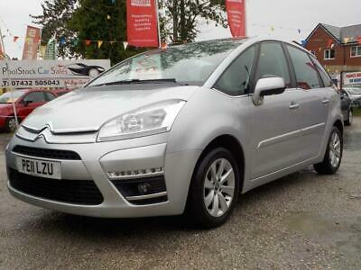 2011 Citroen C4 Picasso 2.0 HDi VTR+ 5dr