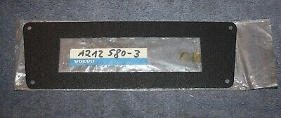 Volvo 140 164 Radio Blende cover radio NOS new old stock