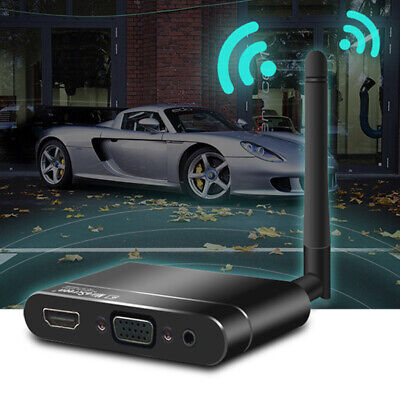 Per Android IOS WiFi Mirror Link Screen Car Video Wireless HDMI Dongle Miracast