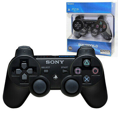 PS3 Controller SixAxis Wireless Dualshock 3 Controller Bluetooth Game for Sony