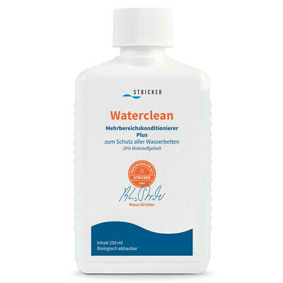 Wasserbett Conditioner Waterclean Konditionierer von Stricker Chemie 250ml