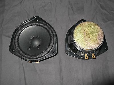 Pair of direct replacement drivers for BOSE 802 cabinets.