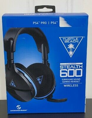 TURTLE BEACH STEALTH 600 50mm Wireless Gaming Headset for