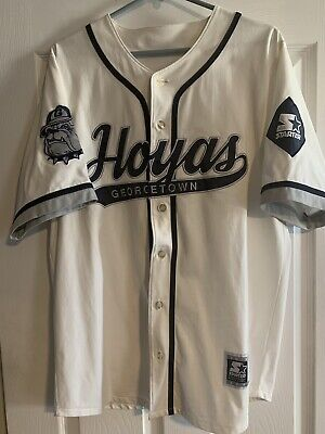 huge discount 0c6d3 a88c4 GEORGETOWN HOYAS BASEBALL jersey - Adult Large - $35.59 ...
