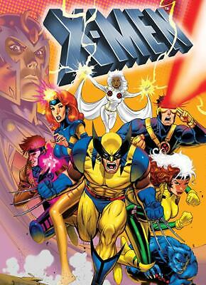 Xmen The Animated Series Blu Ray 1080P 1990,S L@@K!