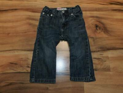 baby / toddler boys jeans Levi's 514 straight fit pants size 18M 18 months