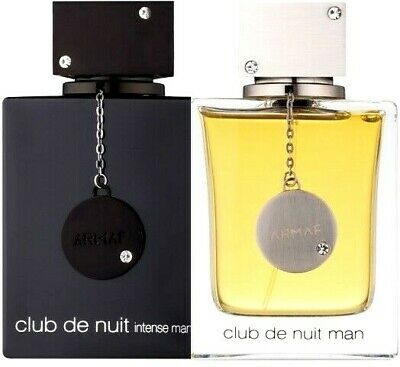 ARMAF Club De Nuit / Intense Cologne Perfume For Men 3.6 oz EDT Spray NEW IN BOX