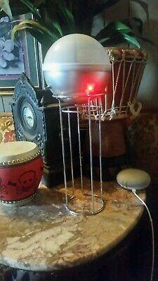NEW!! BUY NOW!!  Small Tesla coil optcal theremin synthesizer