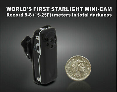 HD Police Body Camera Night Vision for Law Enforcement mini Body Worn Cam