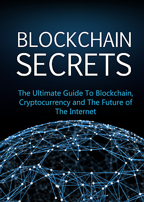 Blockchain Secrets Ebook with Full Master Resell Rights | MRR | PDF | Ebooks