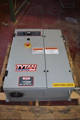 Process Technology Tytan Water Heater TY-012-480-3 12,000W 480V 14A 3Phase
