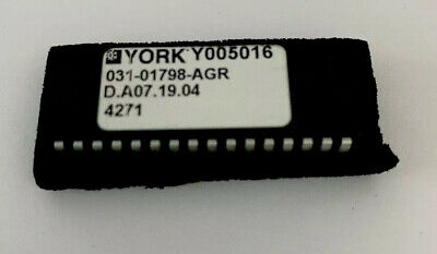 York Johnson Controls 031-01798-AGR 03101798agr