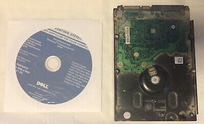 Dell Reinstallation Disks DVD Windows 7 Professional SP1 32-Bit Operating