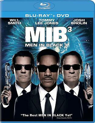 Men in Black 3 (Blu-ray/DVD, 2012) *Brand new* $0 shipping